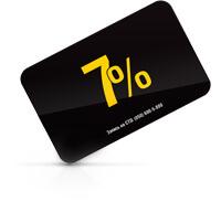 Скидка 7 процентов